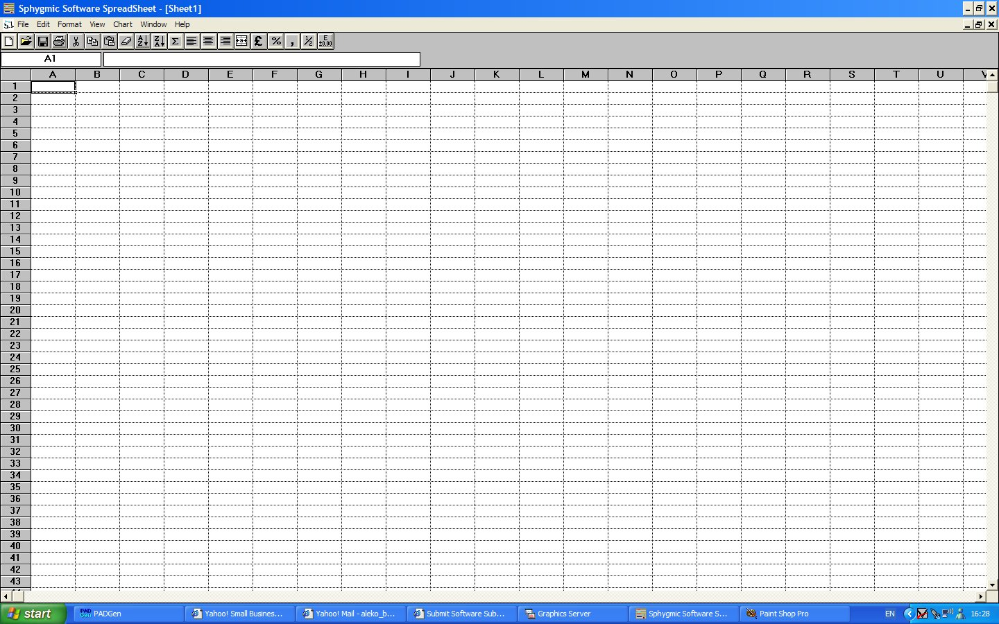 download Different Types Of Spreadsheet Software