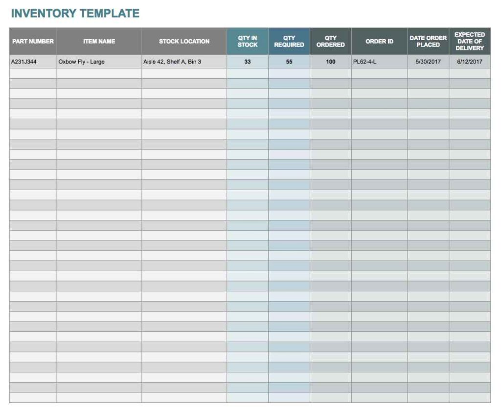 download contract tracking spreadsheet