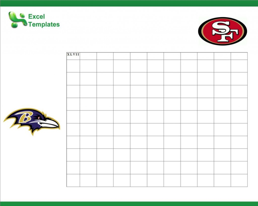 download football squares template pdf