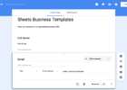 download google doc spreadsheet templates