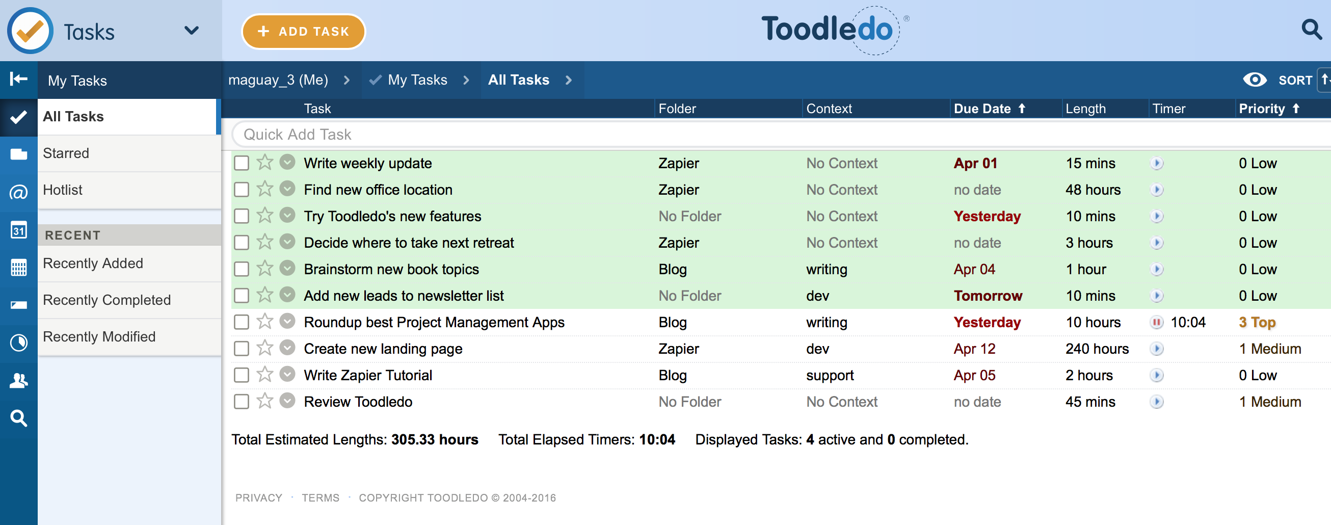 download project management spreadsheet templates