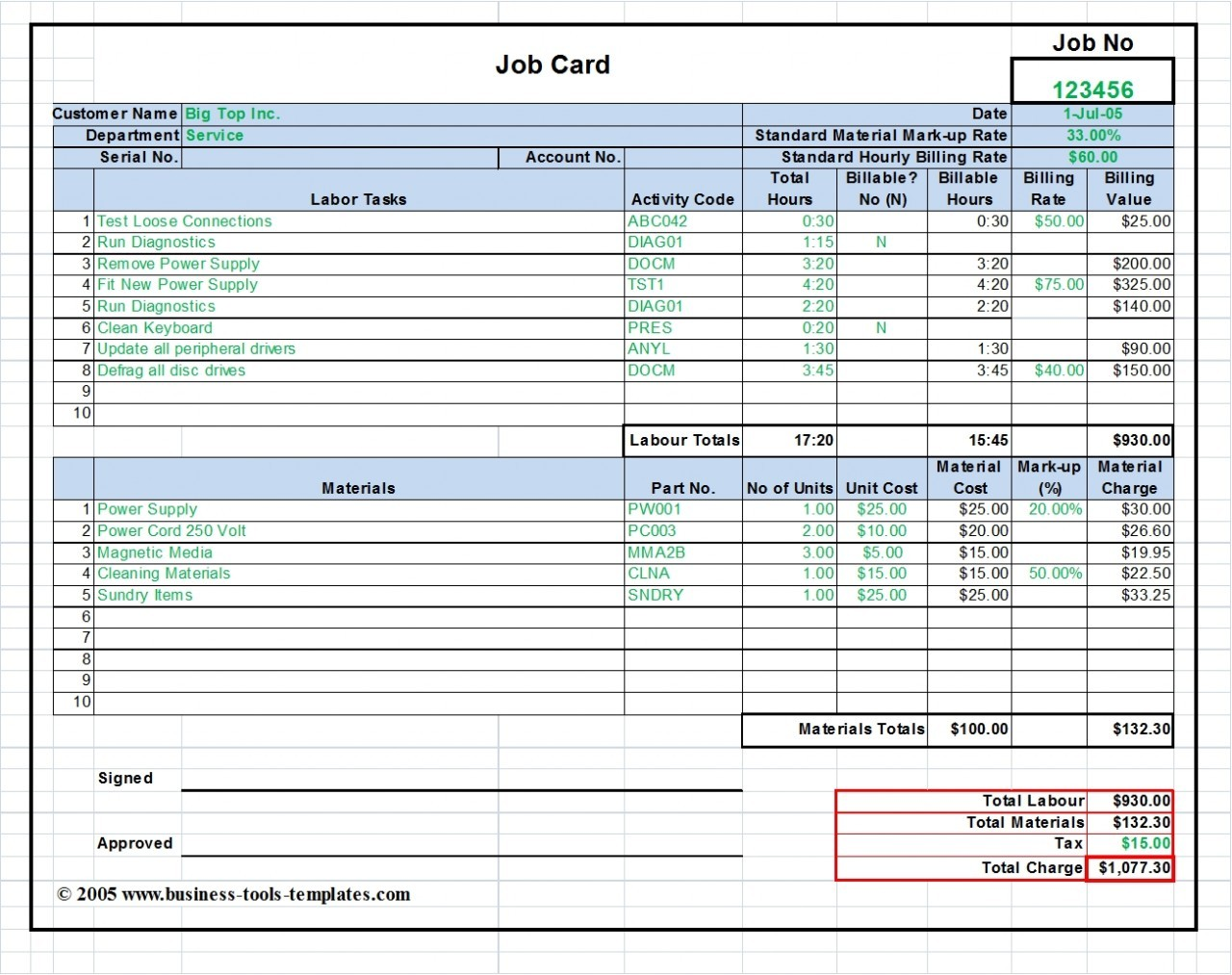 download residential construction budget template excel
