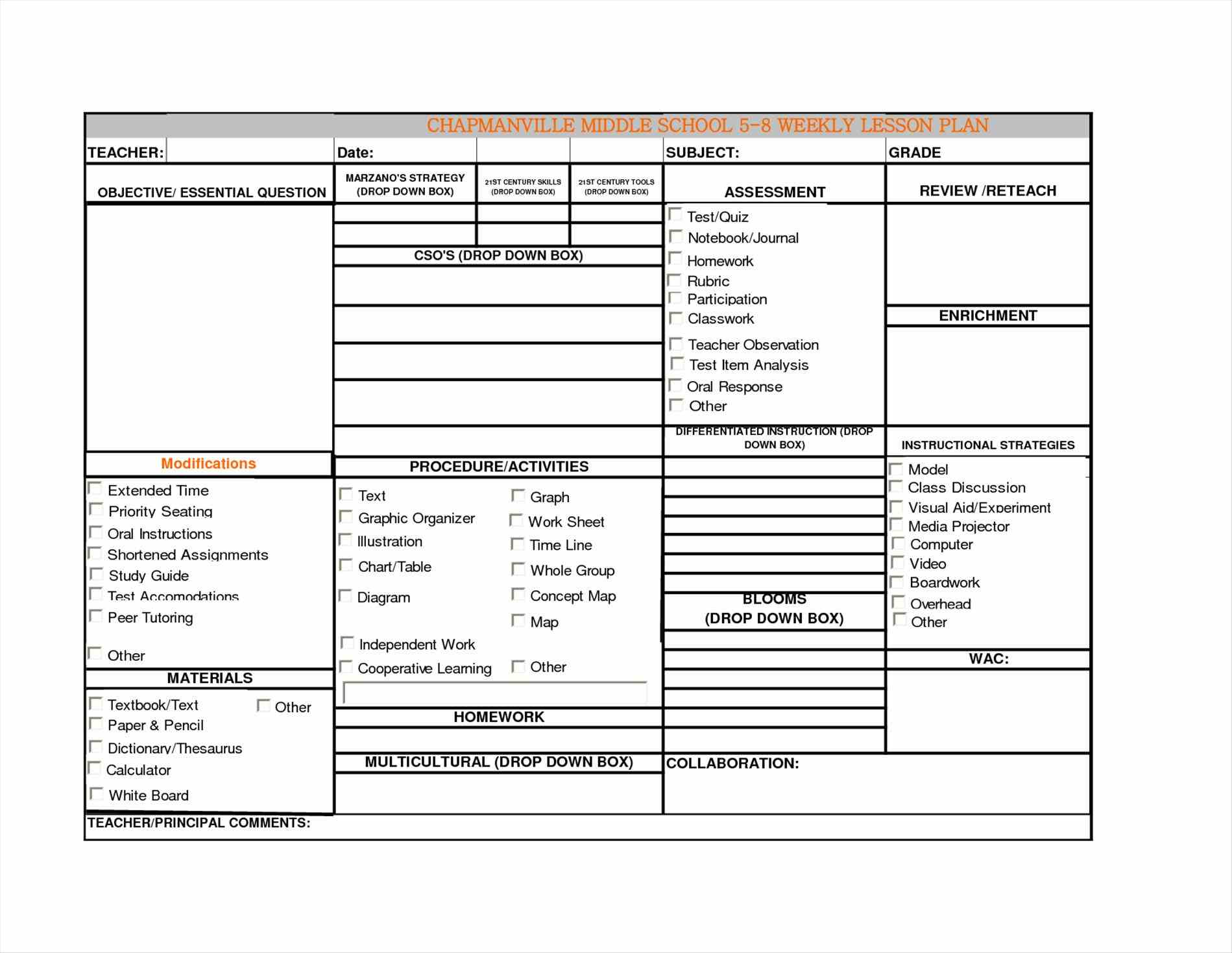 download spreadsheet lesson plans for high school