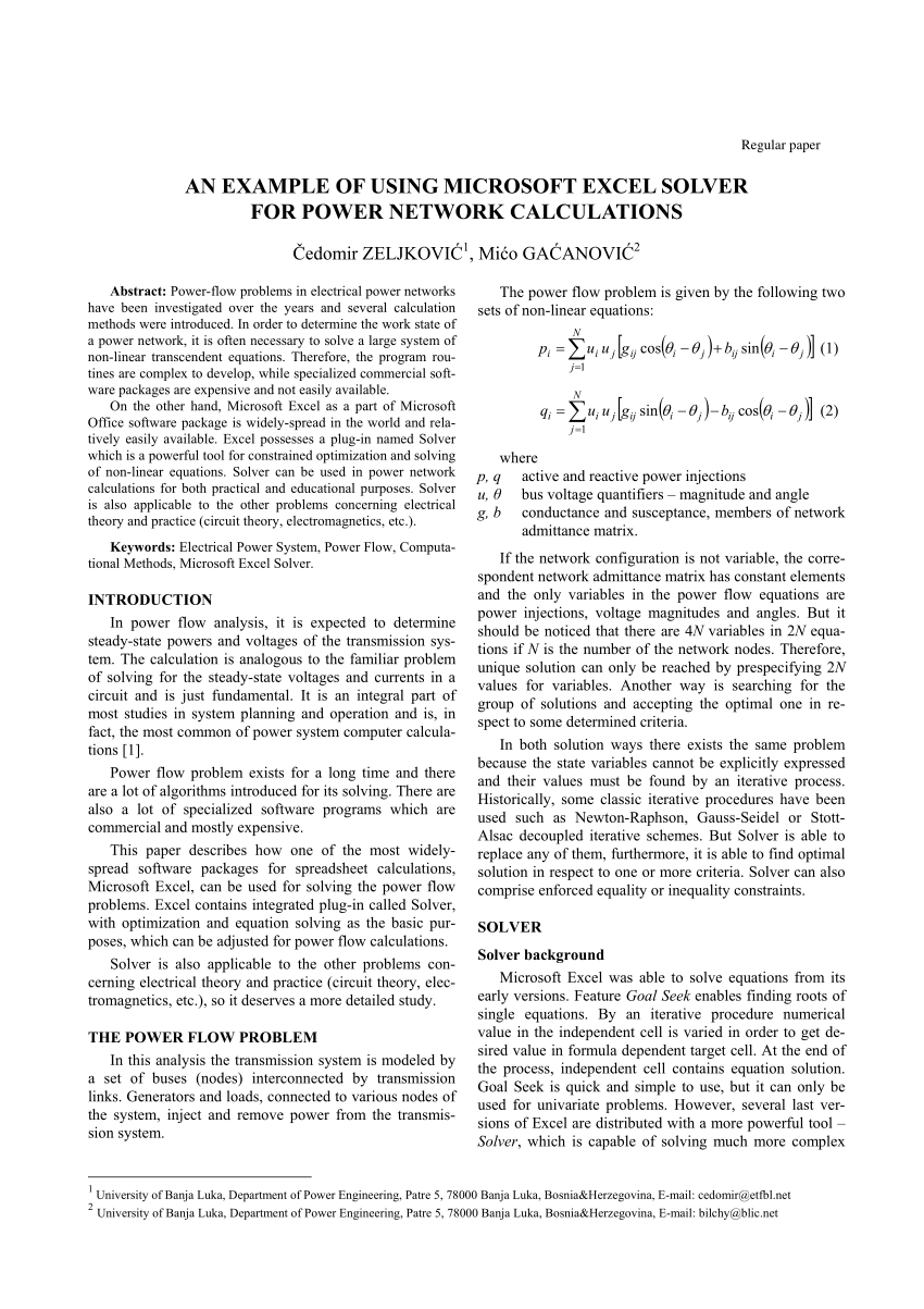 electrical load calculation formulas pdf
