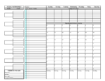 employee relations tracking spreadsheet download