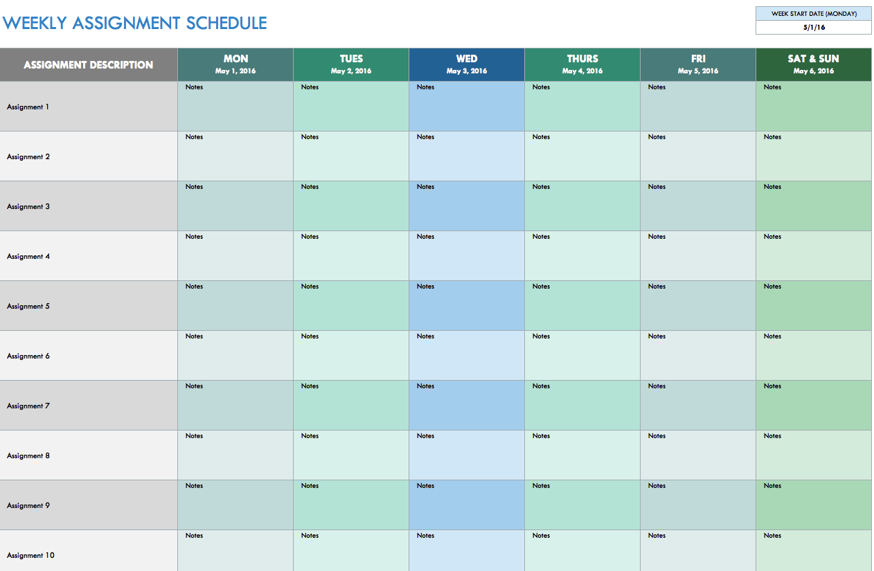 employee scheduling excel spreadsheet