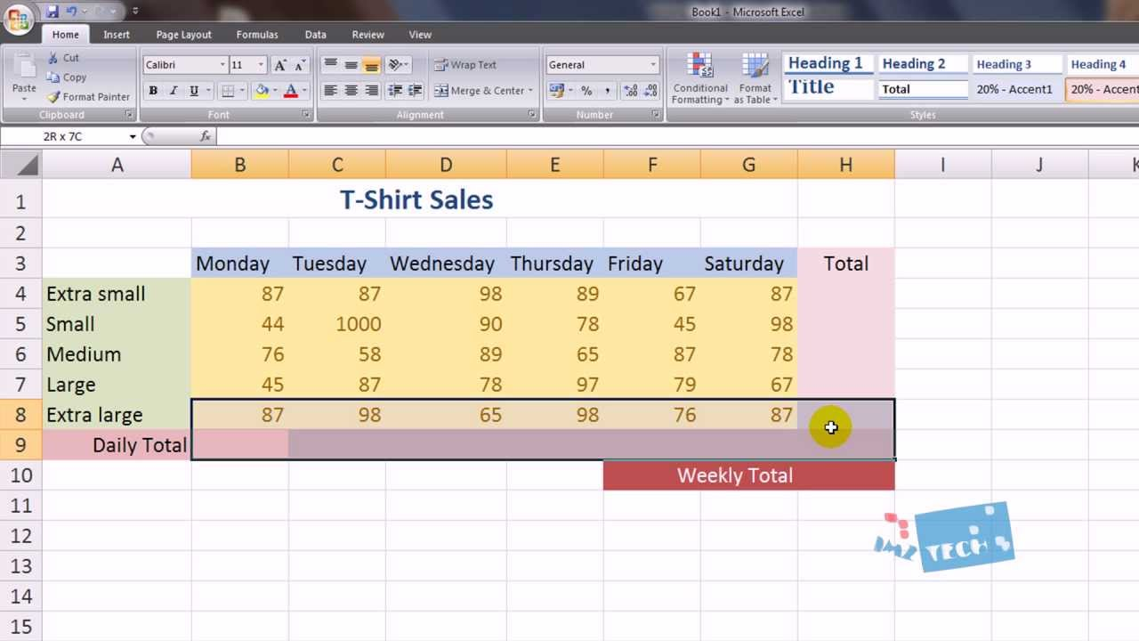 example of budget spreadsheet in excel