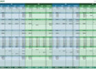 excel invoice tracking spreadsheet download