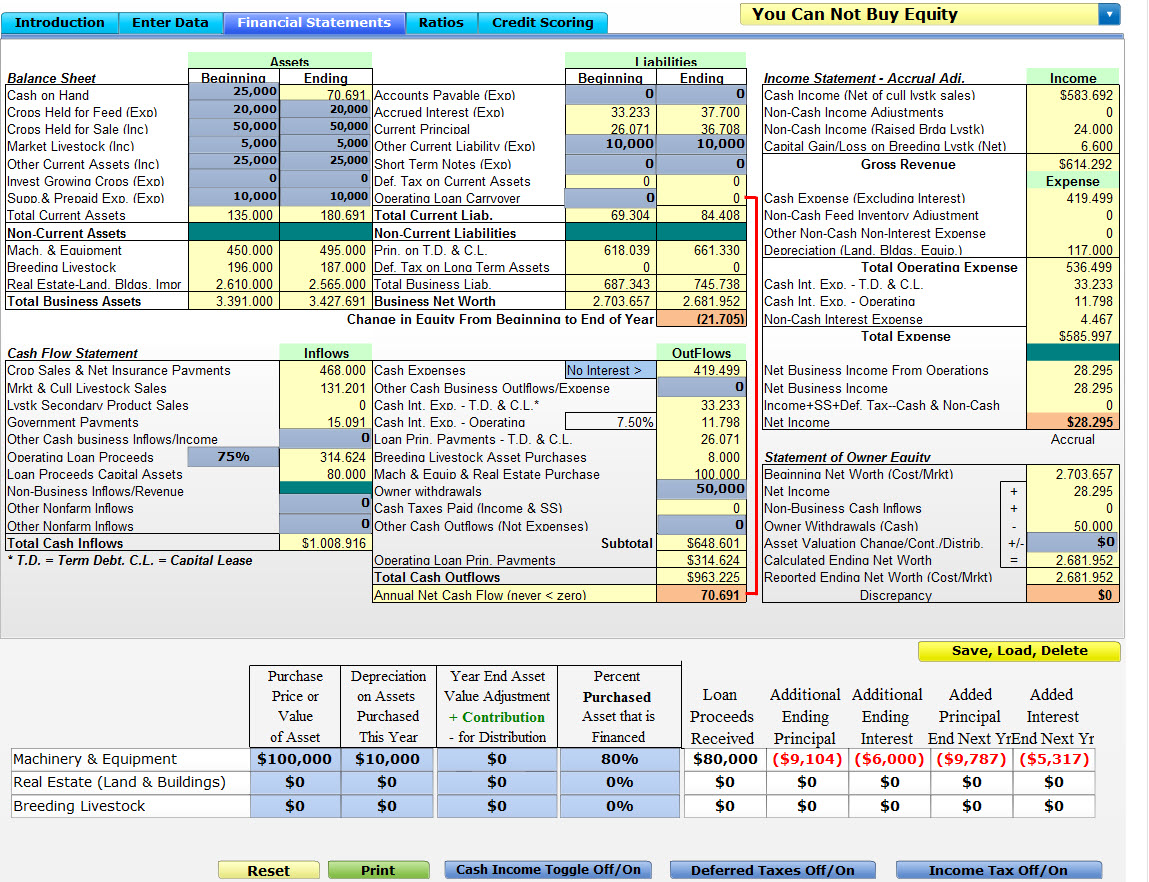 excel spreadsheet examples for students