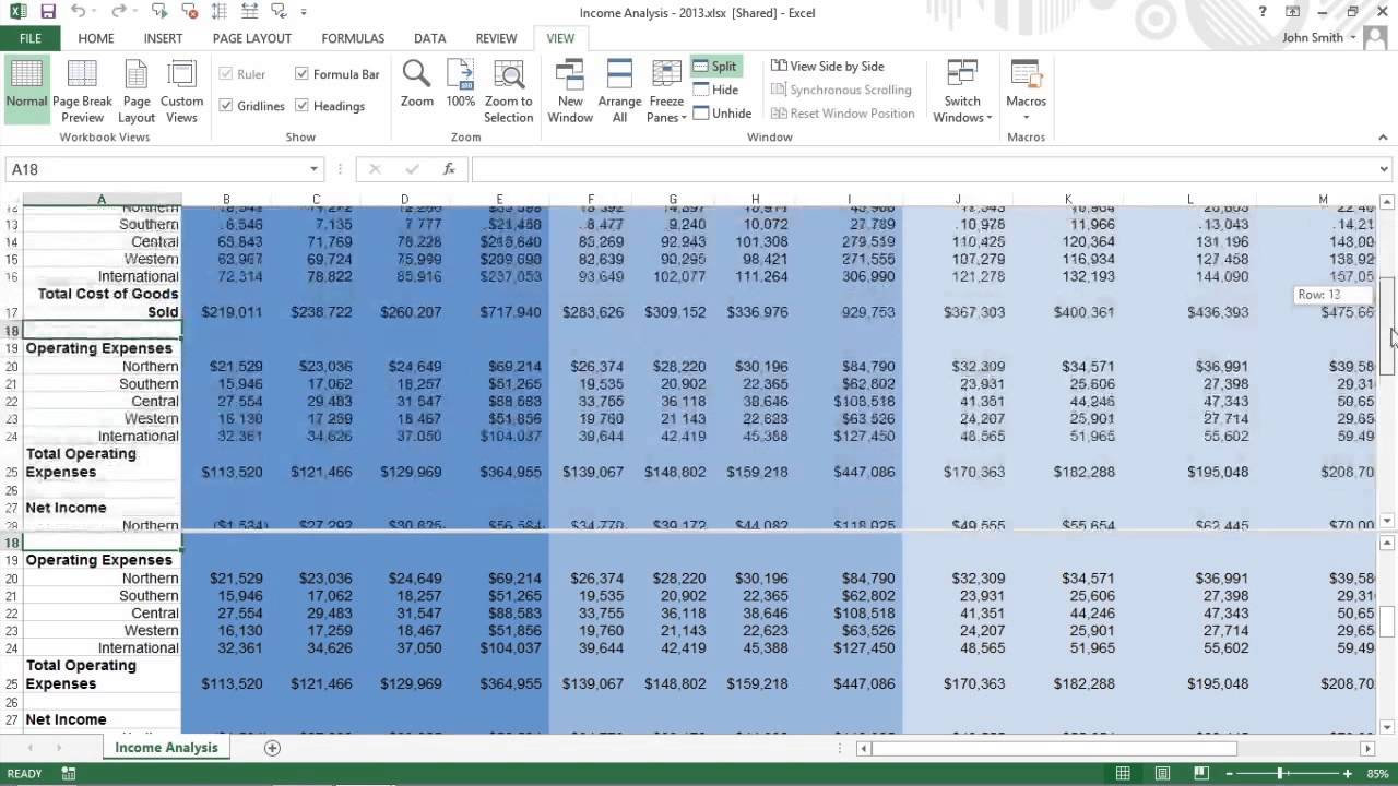 excel for dummies pdf free