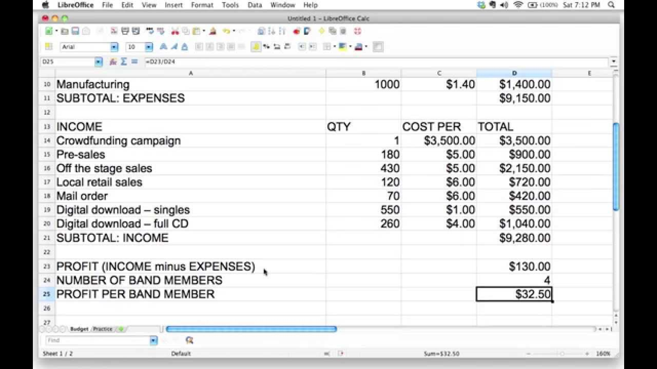 excel spreadsheet to keep track of payments download