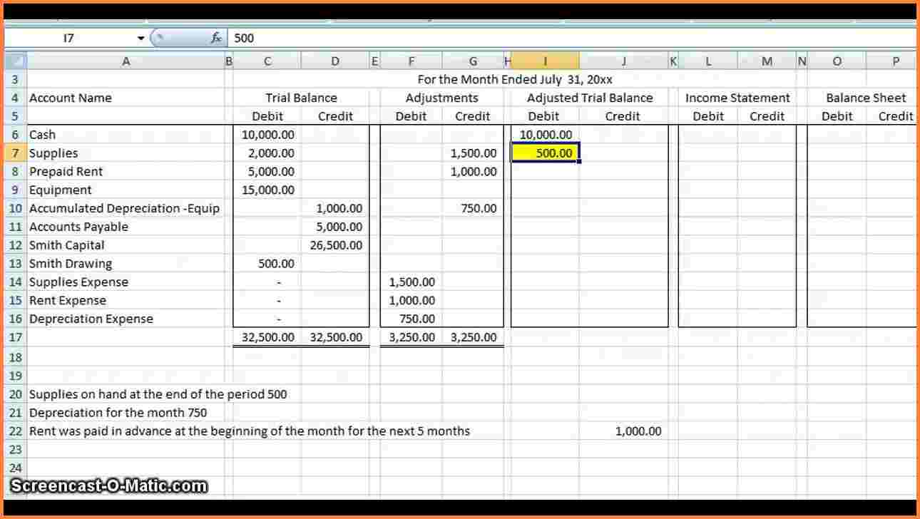 farm accounting spreadsheet free download