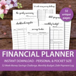 financial planner crop budget spreadsheet