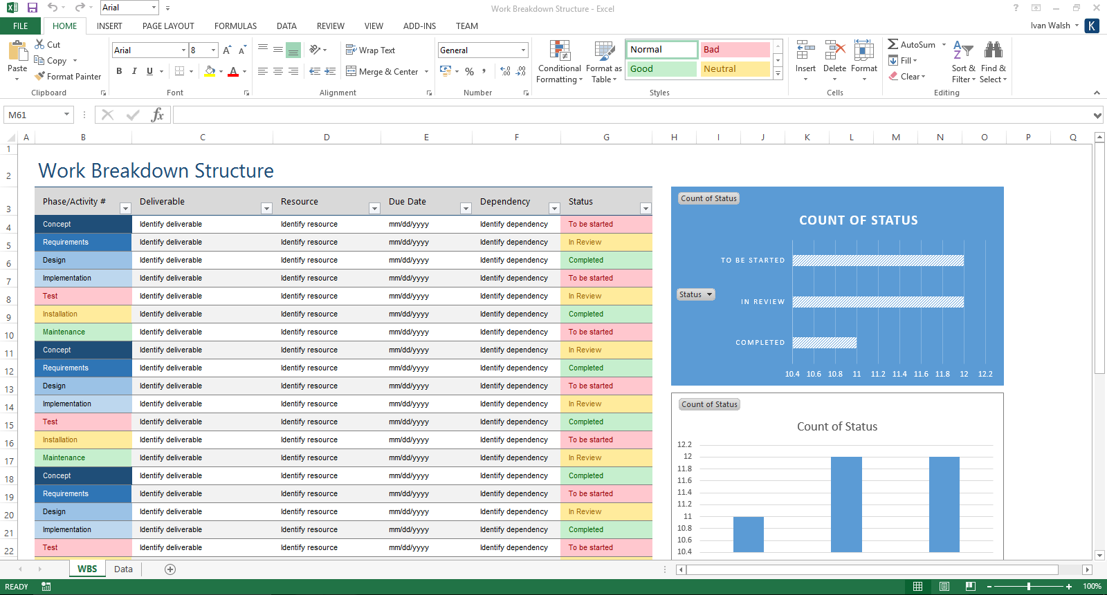 free Software Testing Spreadsheet Template download