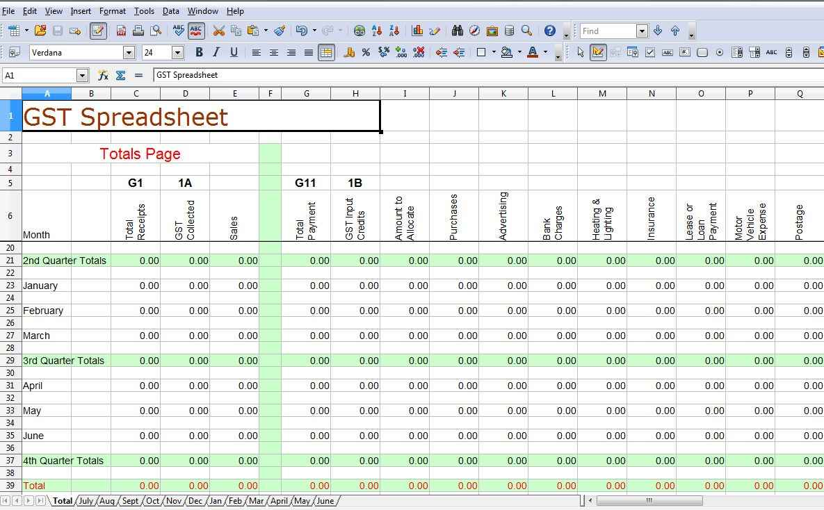 free business expense spreadsheet for taxes download
