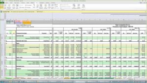 free construction cost estimate template excel - LAOBING ...