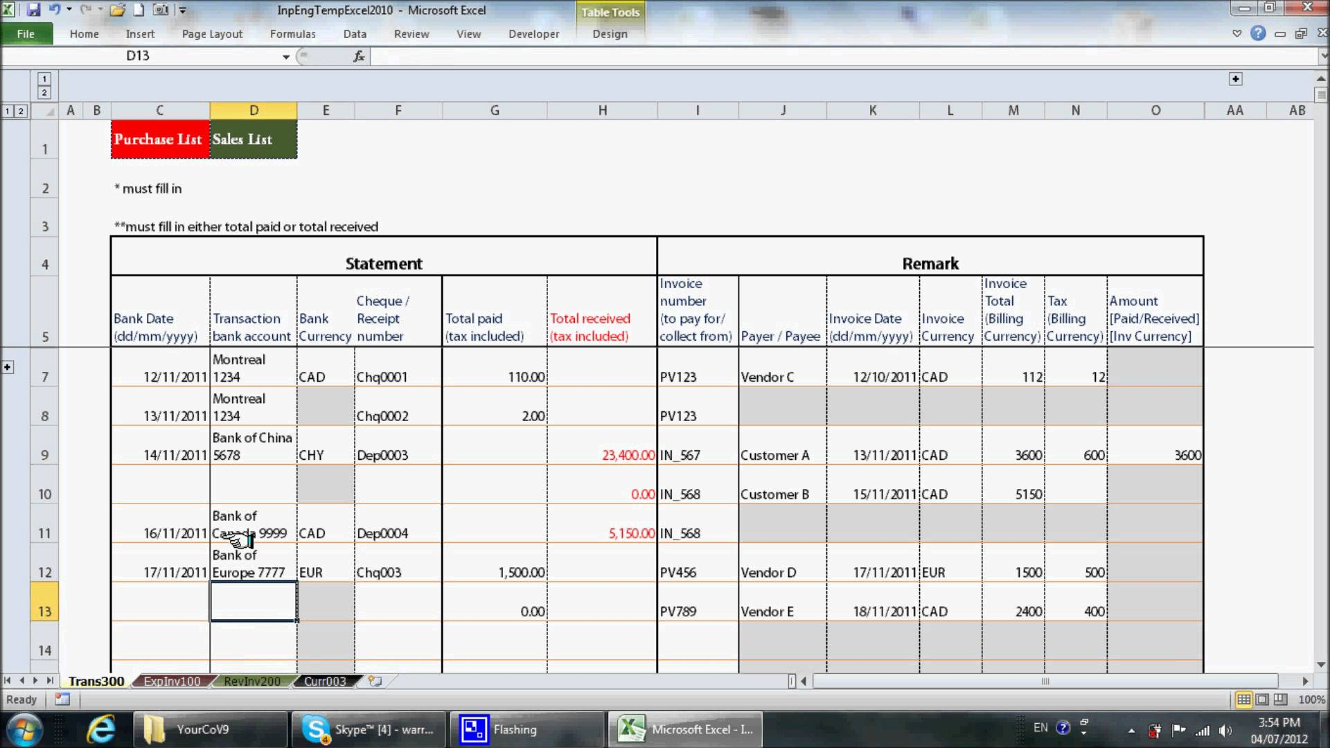 free download excel spreadsheet for accounting of small business