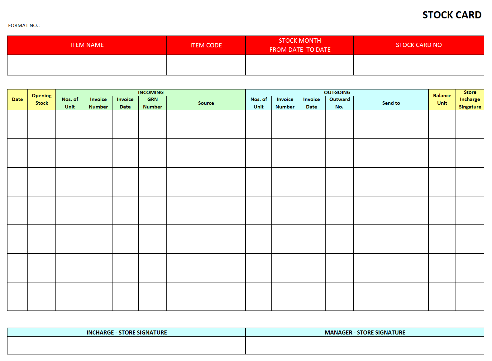 free download warehouse inventory management spreadsheet