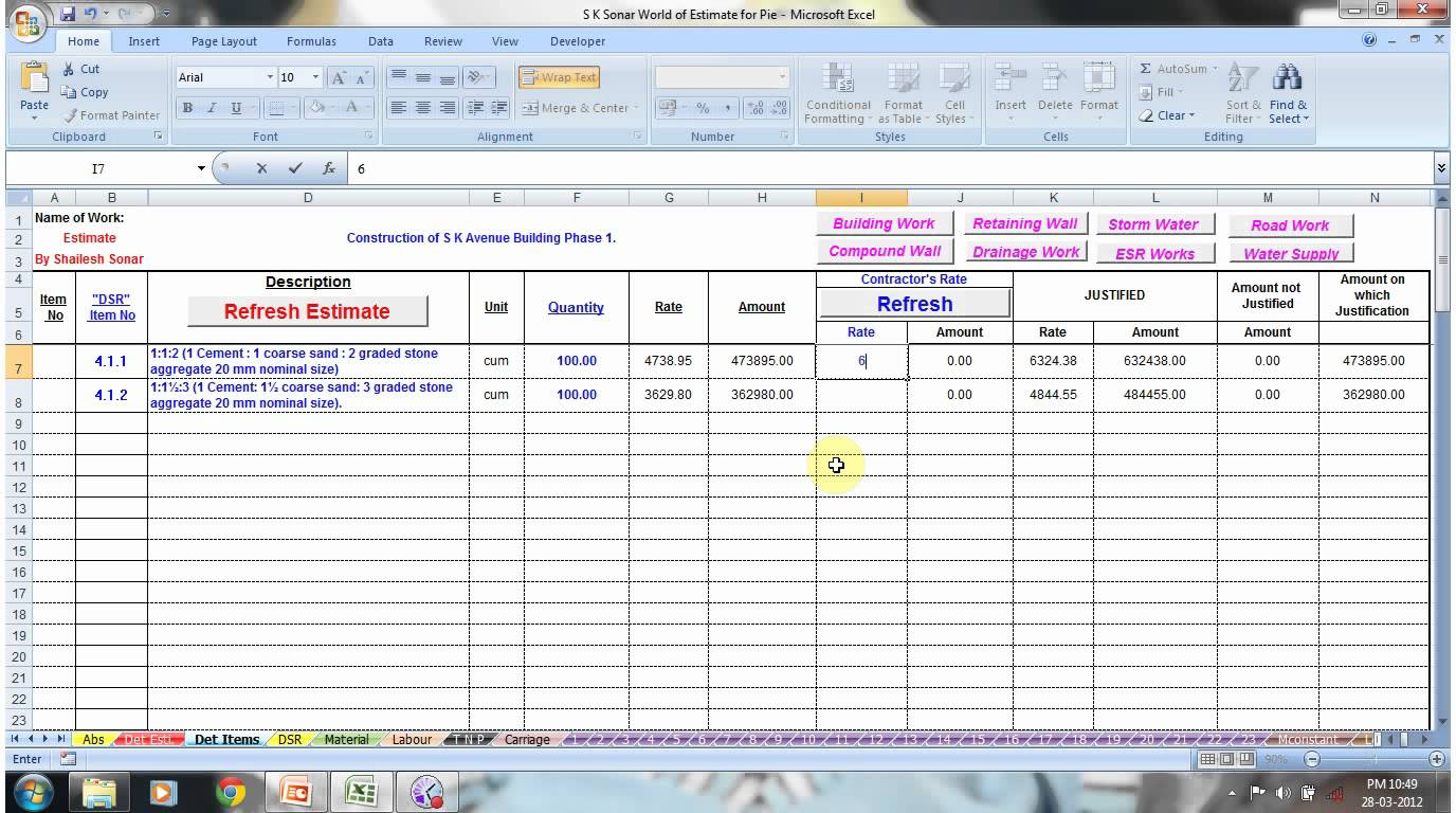 free electrical load calculation worksheet