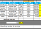 free expense tracking spreadsheet download