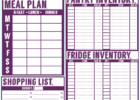free kitchen inventory spreadsheet