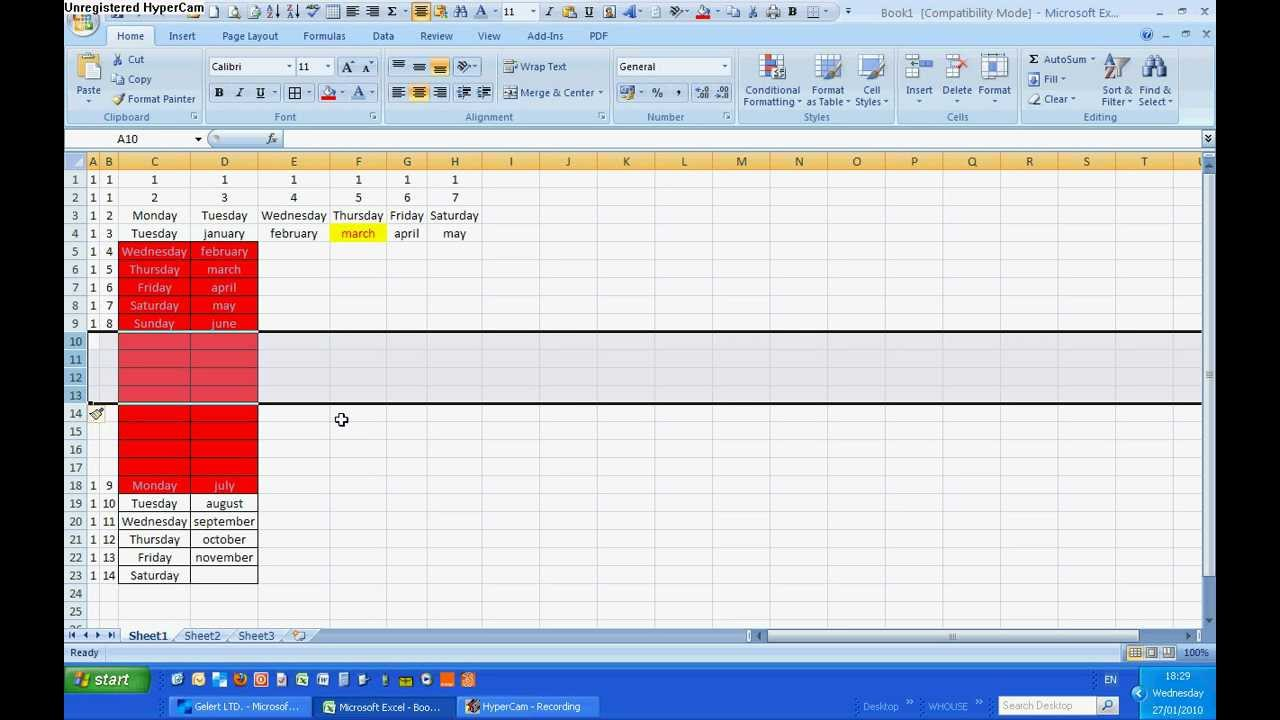free online excel training for beginners