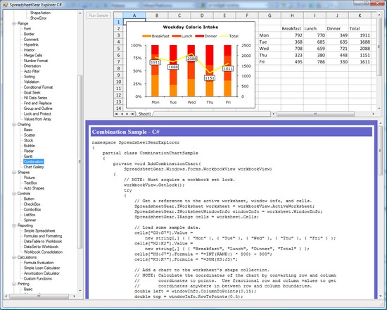 free spreadsheet download for windows 8