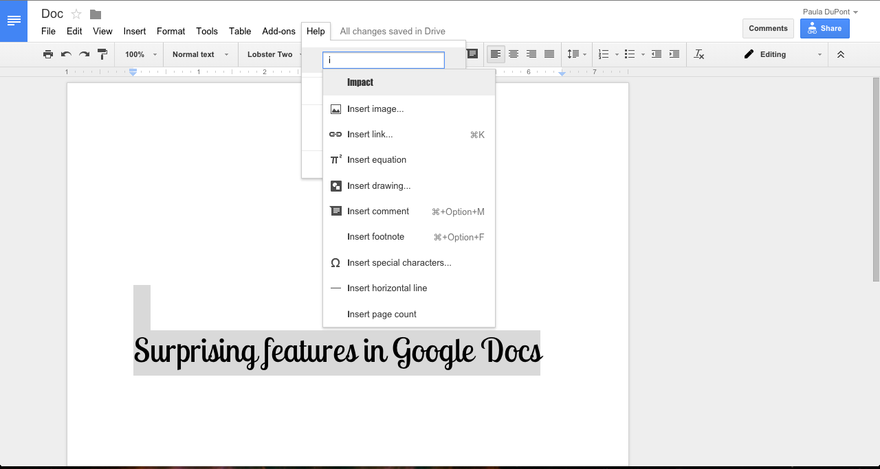 free tutorials how to add page numbers in google docs