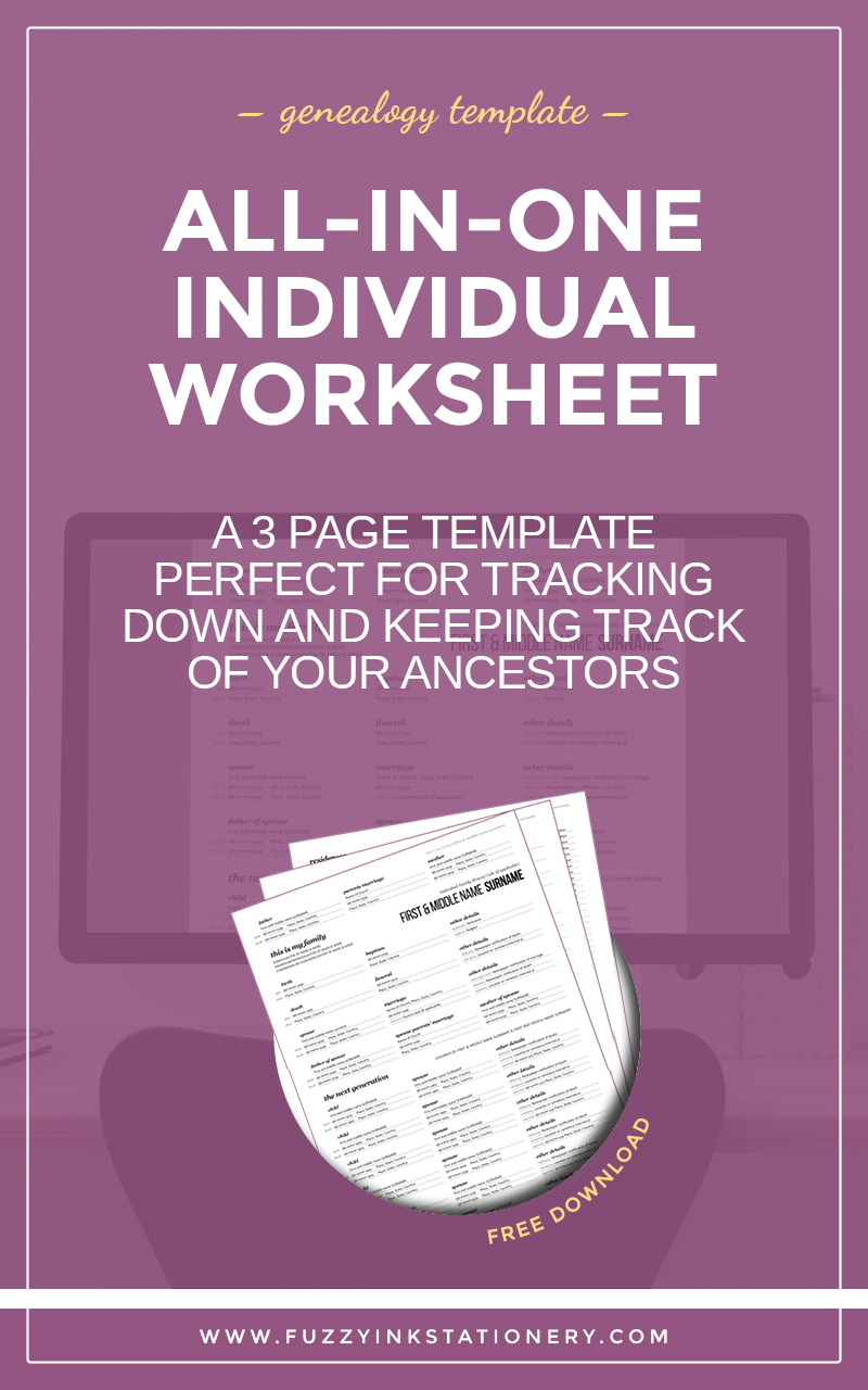 genealogy spreadsheet template excel family tree template 7 generations