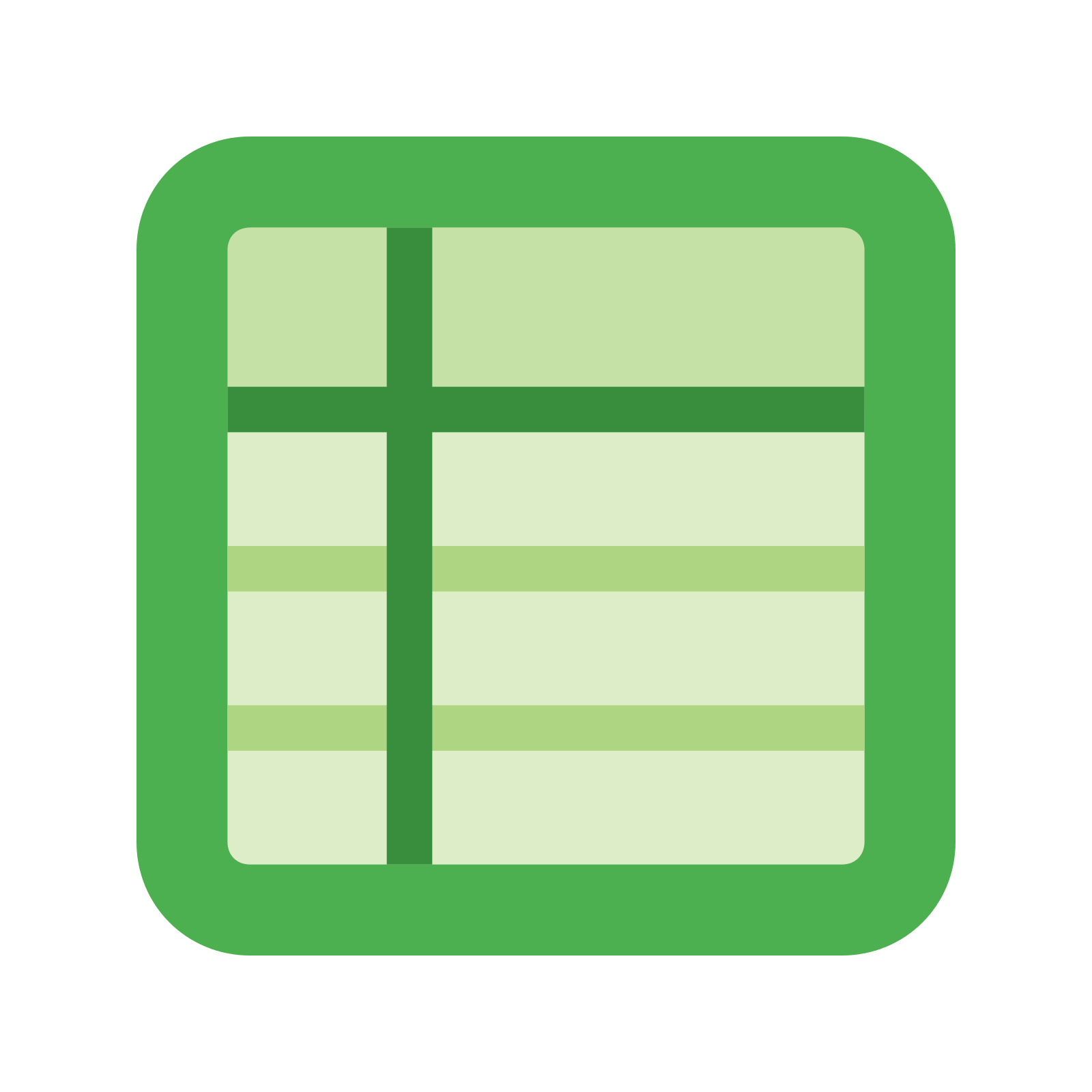 google sheets icon png
