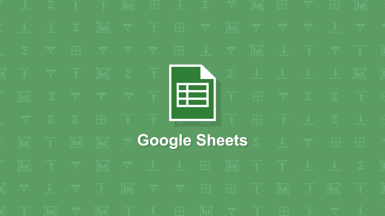 google spreadsheet app