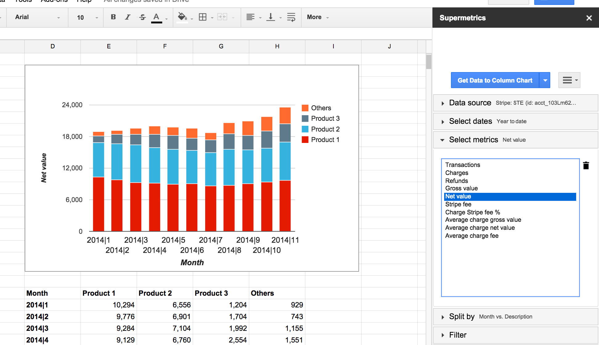 how do i compare data in two excel spreadsheets