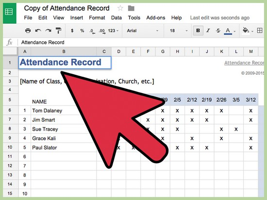 how do i create a spreadsheet in google docs