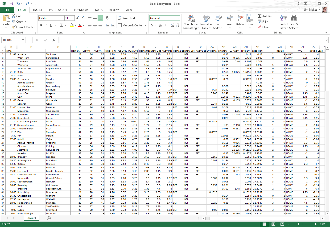 how do you make an excel spreadsheet shared