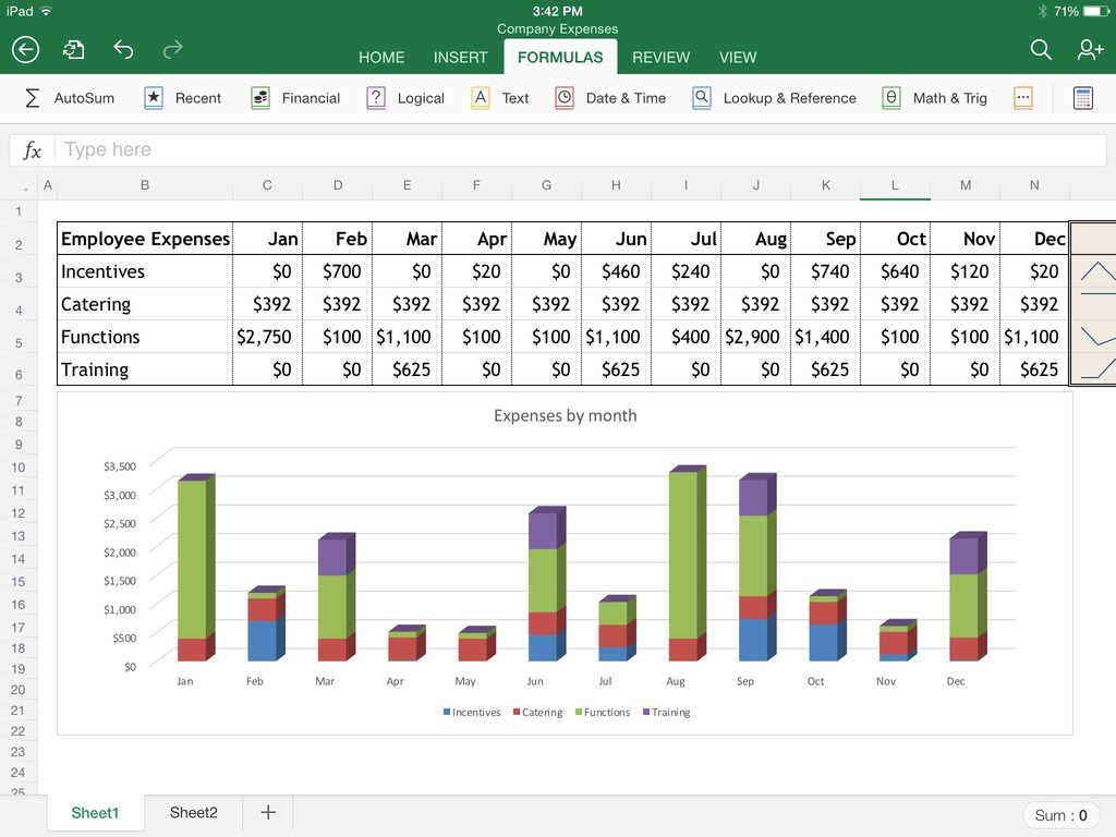 How To Compare Spreadsheets in Excel