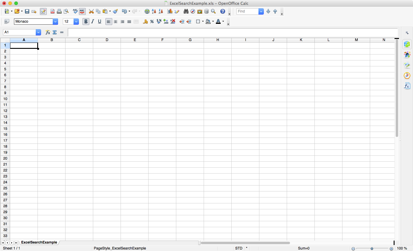 how to create an excel spreadsheet template