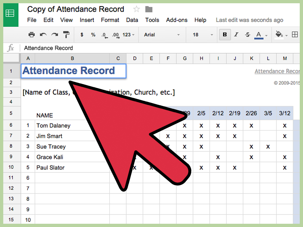 how to edit a spreadsheet in google docs