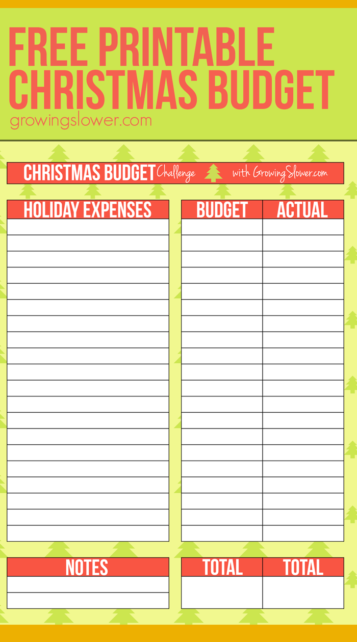 how to make a budget spreadsheet in numbers