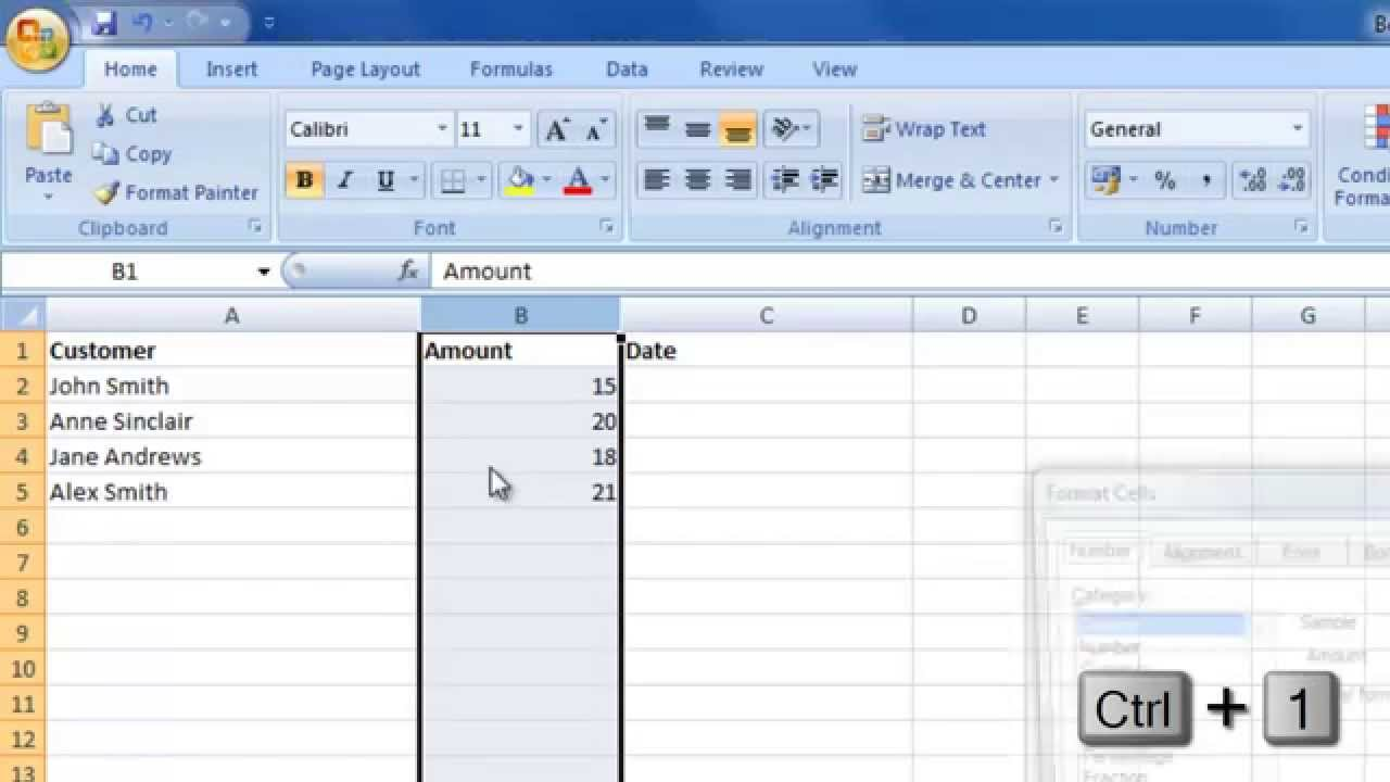 how to make a business spreadsheet tutorials