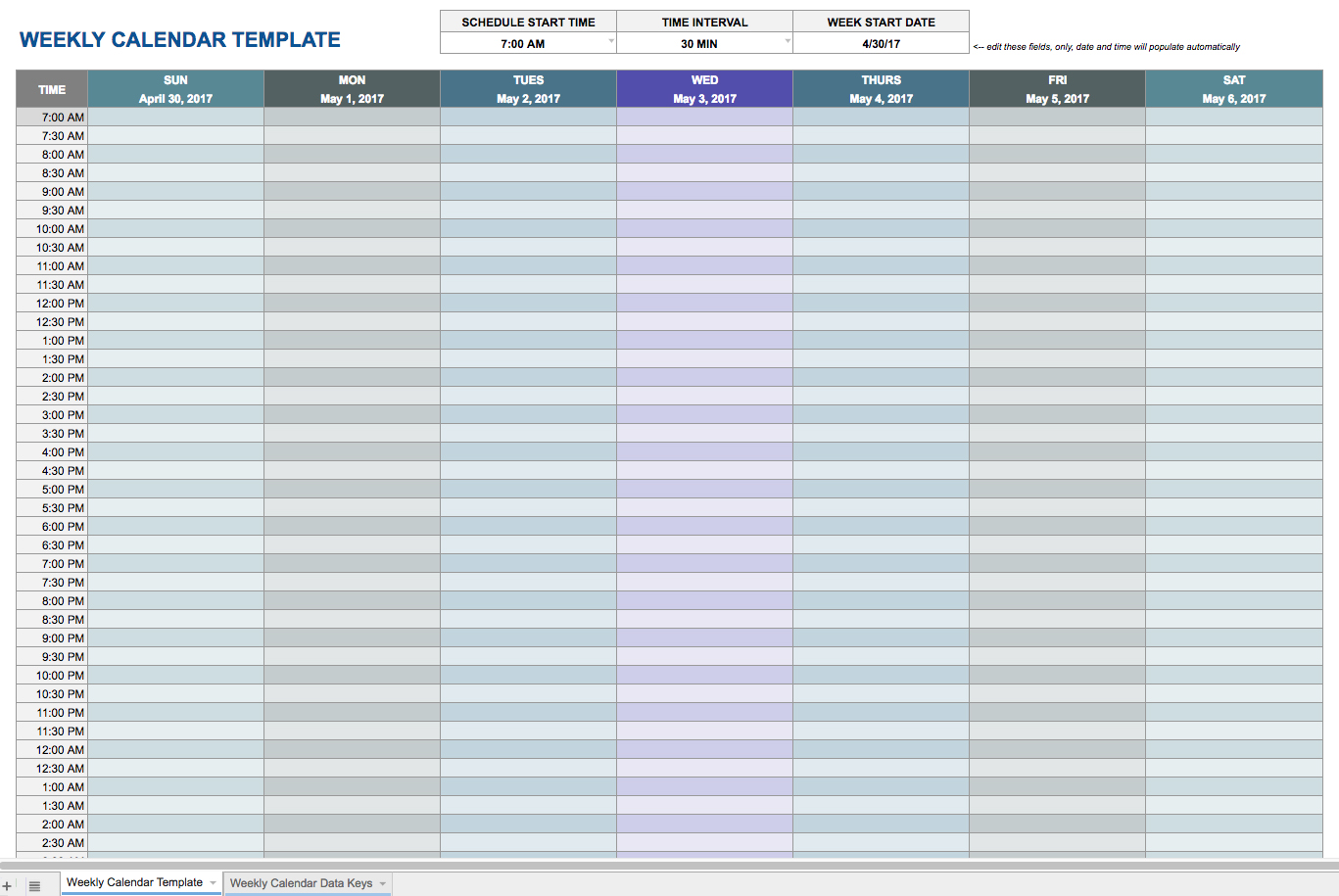 how to make a spreadsheet template in google docs