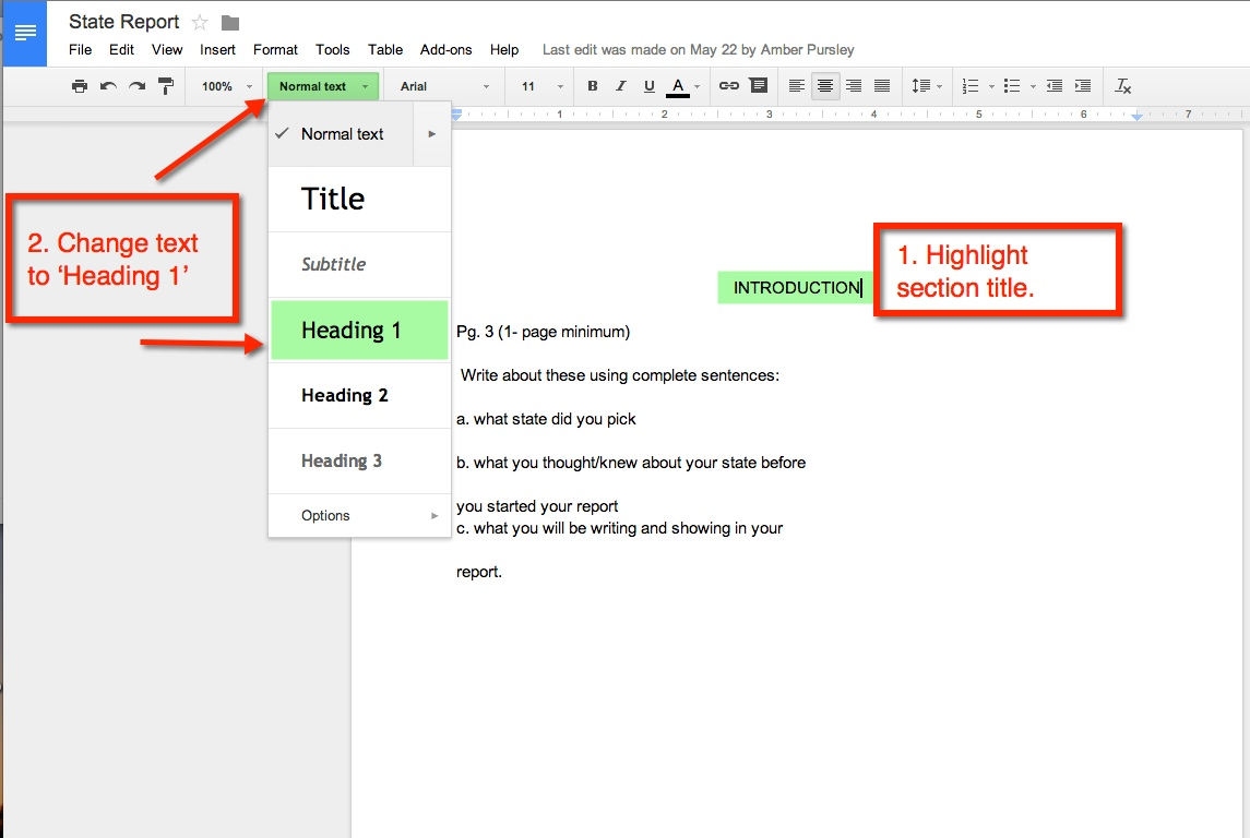 how to make a table in google docs