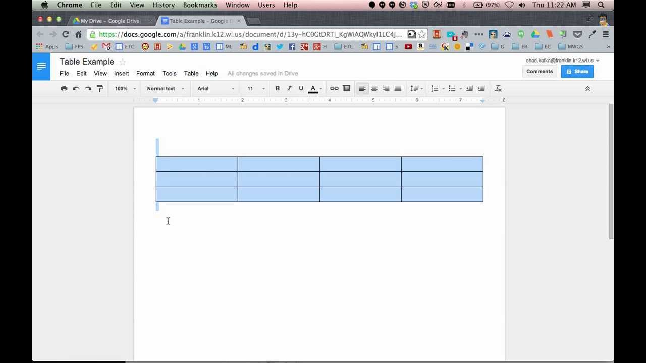 how to make a table in google spreadsheet tutorials