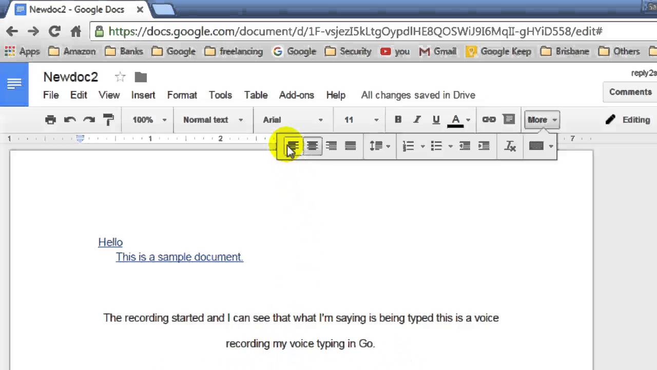 how to make a table of contents in google docs tutorials