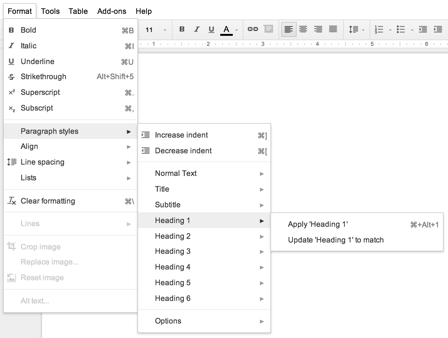 how to make a table smaller in google docs
