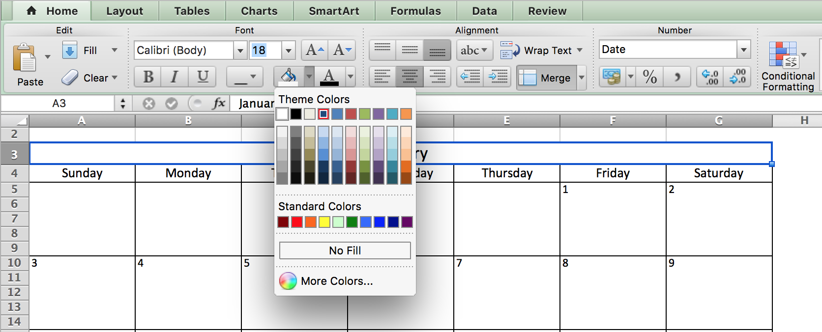 how to make an excel spreadsheet a google doc