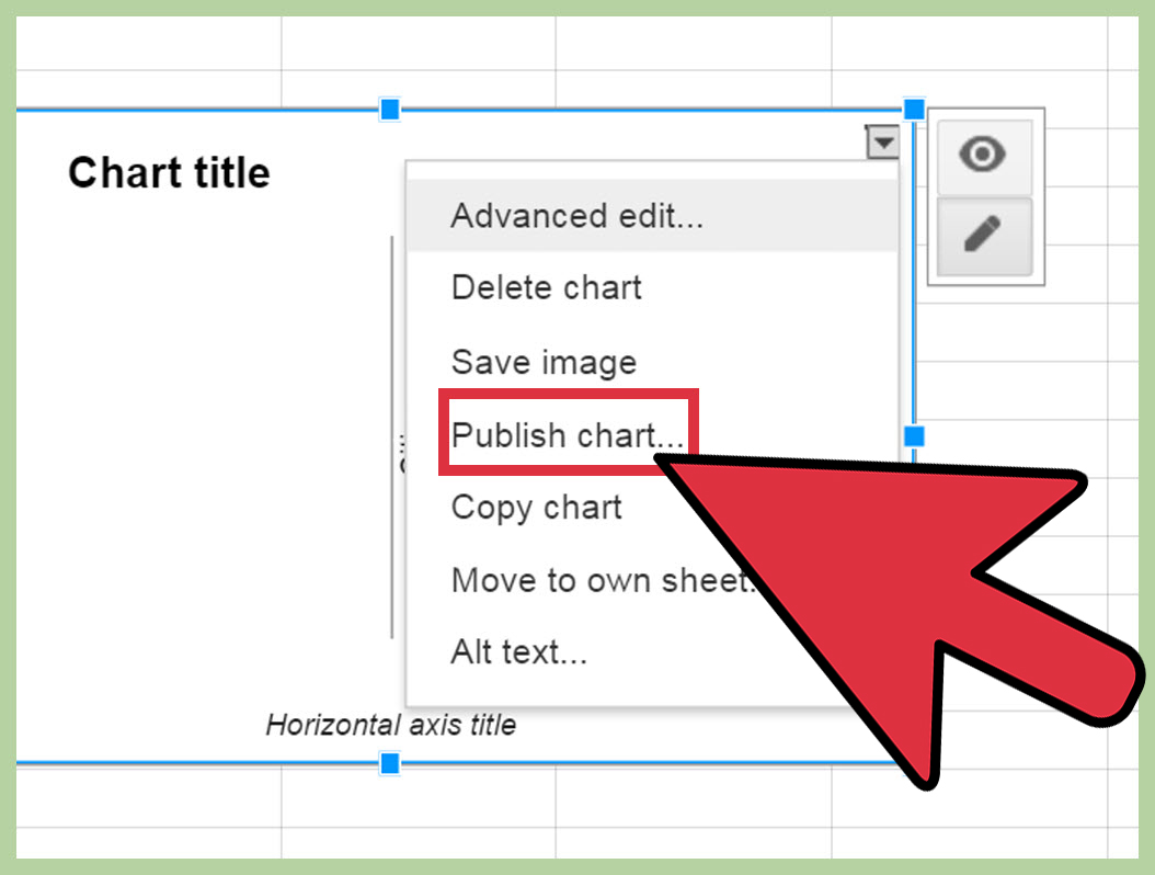how to make an excel spreadsheet into a google doc