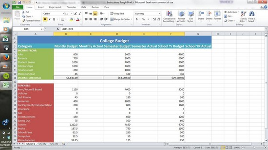 how to make spreadsheets in google docs