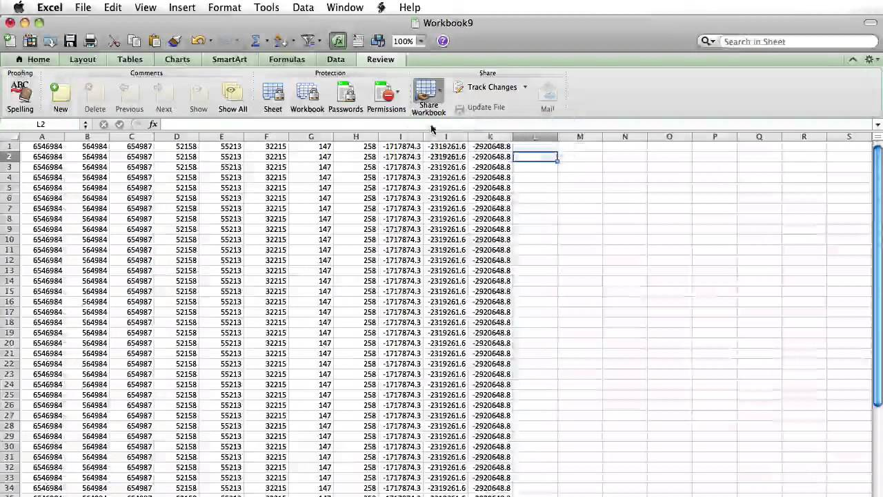how to share excel sheet 2007 for multiple users