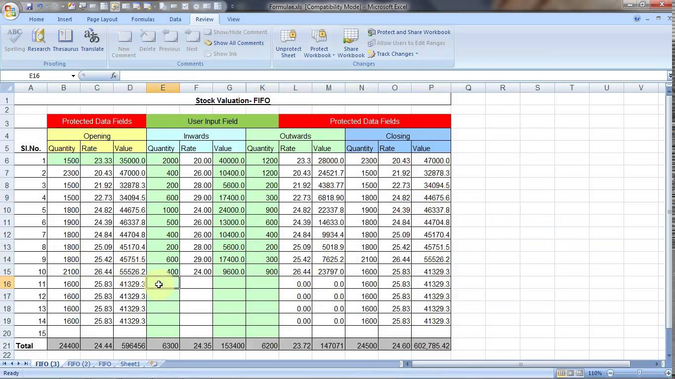how to unlock excel spreadsheet