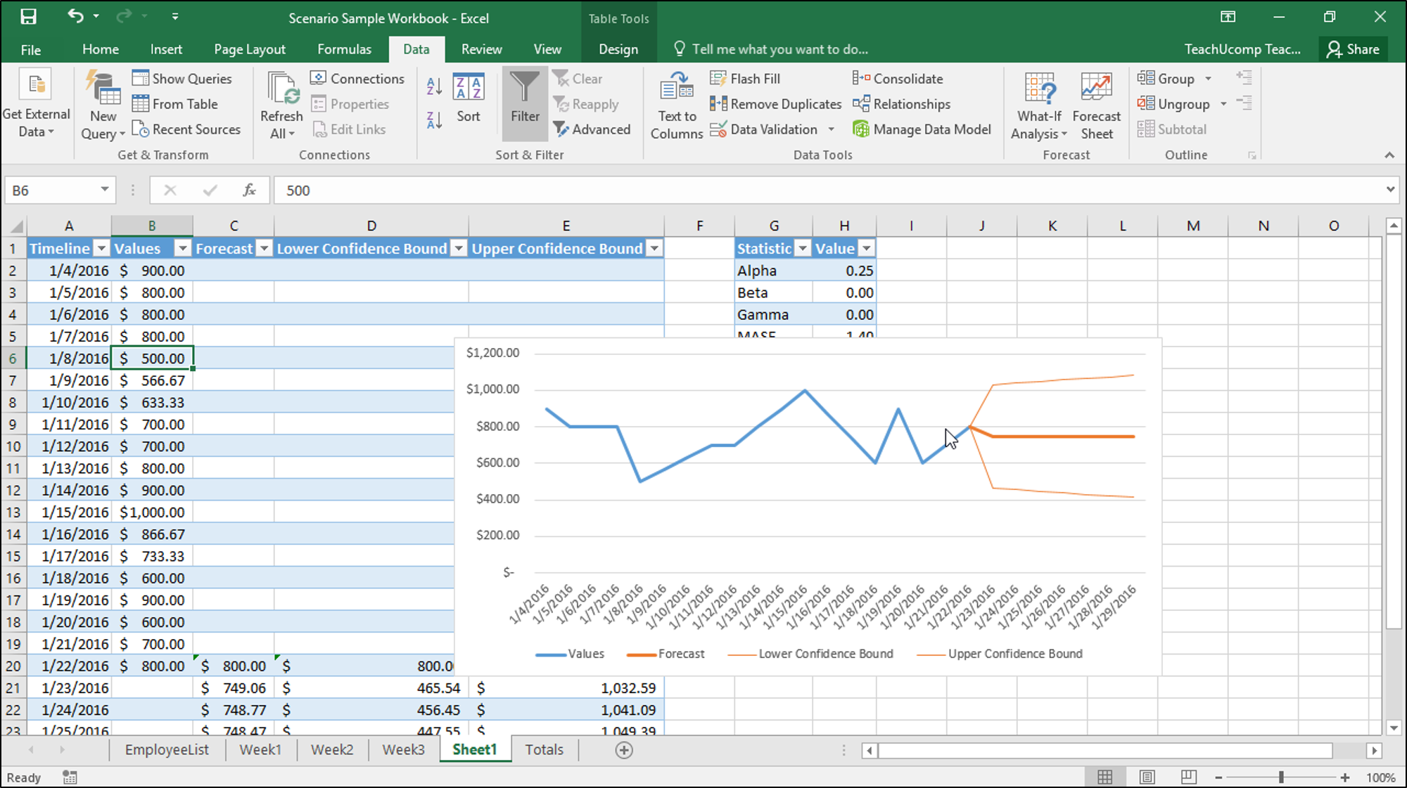 how to use microsoft excel 2016